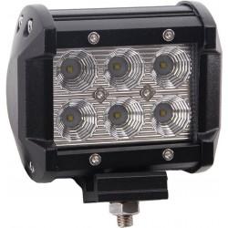 LED žibintas 18W