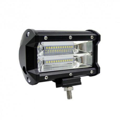 7D LED žibintas 72W