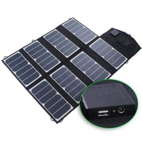 KINGSOLAR Solar Charger 52W