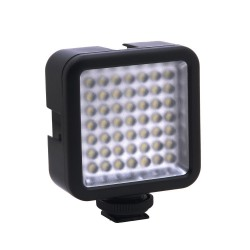 DSLR LED lempa 5500K 5,5W